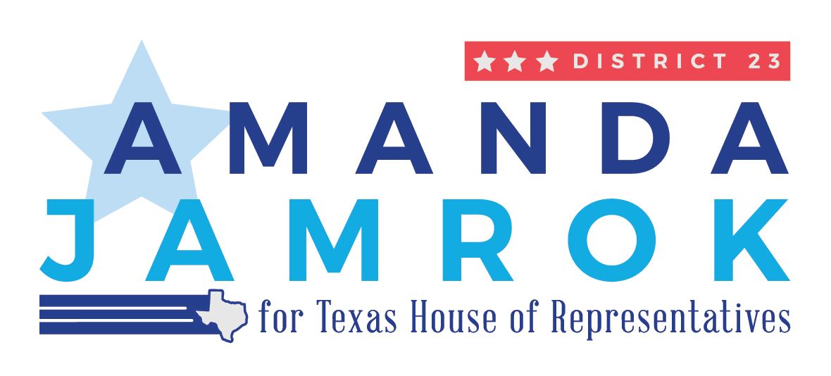 Amanda Jamrok for Texas House of Representatives District 23